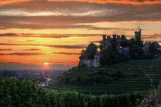 Black Forest,Ortenaukreis, Germany | Schloss Ortenberg