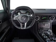 Mercedes SLS AMG ED (2013)