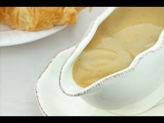 How to Make Chicken Gravy from Scratch - I have watched this so many times - and now make great gravy!!