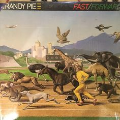 Explore releases from Randy Pie at Discogs. Shop for Vinyl, CDs and more from Randy Pie at the Discogs Marketplace. Rock Album Covers, Vinyl Records, Camel, Folk, Artist, Painting, Animals, Etsy, Animales