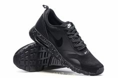 Nike Air Max Thea Men Black Splash Ink