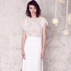 Robe longue - Collection mariage Sessùn Oui