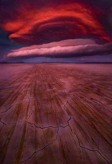 Fireball by Marc Adamus