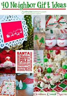 40 Neighbor Gift Ideas for the Holiday Season