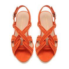 Loeffler Randall - LR Classics - Filippa mignon flat sandal