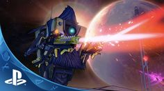 Official Launch Trailer for 'Borderlands: The Pre-Sequel' Video Game Features a Whole Bunch of Lasers