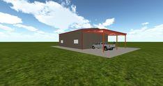Cool 3D #marketing https://ift.tt/2HkXM9A #barn #workshop #greenhouse #garage #roofing #DIY