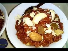 Today I am sharing the recipe of Carrot's halwa. Ramzan Special Recipes, Gajar Ka Halwa, Carrots, Breakfast, Winter, Youtube, Desserts, Food, Morning Coffee