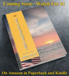 HOOYAH! Coming soon to Amazon...1-800-Laughing-Out-Loud...Watch for my 4th book...slated for publication in April!