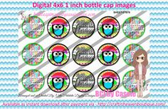 """1"""" Bottle Caps (4X6) – C1876 whoo's ready for Christmas mix Christmas bottle cap images #Christmas # xmas #bottlecap #BCI #shrinkydinkimages #bowcenters #hairbows #bowmaking #ironon #printables #printyourself #digitaltransfer #doityourself #transfer #ribbongraphics #ribbon #shirtprint #tshirt #digitalart #diy #digital #graphicdesign please purchase via link  http://craftinheavenboutique.com/index.php?main_page=index&cPath=323_533_42_56"""