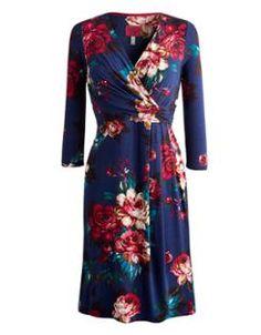 MONICA Womens Wrap Dress