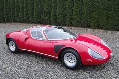 1968 Alfa Romeo Tipo 33 Stradale OMG LUV LUV LUV