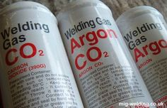 ❧ MIG Welding Gas Review