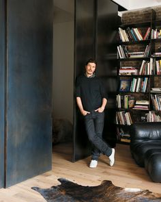 Total Look: Three Style Setters, at Home - Interactive Feature - T Magazine