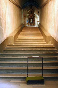 Kláštor -Sväté schody Stairs, Home Decor, Ladders, Homemade Home Decor, Stairway, Staircases, Decoration Home, Stairways, Interior Decorating