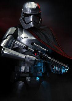 Star Wars EP8 dernier Jedi Noir Série de premier ordre Stormtrooper Ultimate Trooper