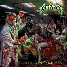 #mortician #deathmetal #goremetal #zombies #dayofthedead #reanimator #visualdarkness #mikehrubovcak