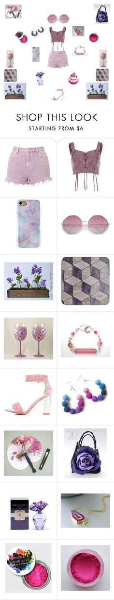 Friends over for a barbecue by einder on Polyvore featuring River Island, Miss Selfridge, Delicious, Concrete Minerals and Rustico
