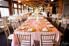 Waldenwoods in Hartland Michigan is such a stunning wedding venue! Kate Saler Photography: Alyssa & Ian's Waldenwoods Wedding www.katesalerphotography.com