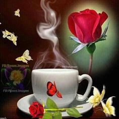Good Morning Coffee, Good Morning Friends, Coffee Heart, Coffee Love, Image Fb, Monday Blessings, Coffee Images, Brown Coffee, My True Love