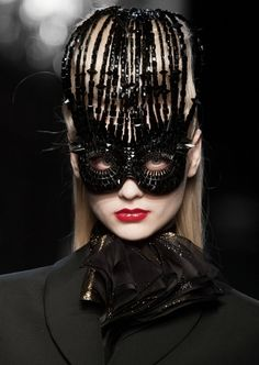:  Jean Paul Gaultier Haute Couture Fall 2014