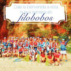 Dale la #bienvenida a esta nueva semana en #filobobos www.filobobos.com #Veracruz
