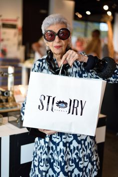 You can finally be Iris Apfel–here's how to shop her collection