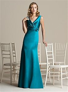 After Six Style 6658 #blue #bridesmaid #dress