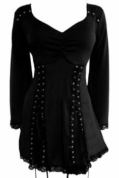 Dare To Wear Gothic Victorian Women's Electra Corset Top Raven L Dare to Wear,http://www.amazon.com/dp/B00C7X9Q1C/ref=cm_sw_r_pi_dp_3qk1rb0QW602GP6G