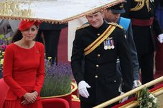 Kate Middleton Photo - Diamond Jubilee - Thames River Pageant