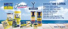 Sorteo de un lote de productos Ybarra y Carretilla #sorteo #concurso http://sorteosconcursos.es/2016/07/sorteo-de-un-lote-de-productos-ybarra-y-carretilla/