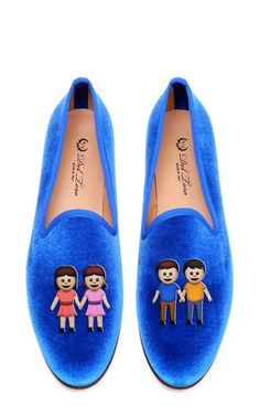M'O Exclusive #Gaypride Loafer by Del Toro for Preorder on Moda Operandi