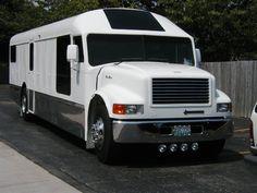 School Bus Camper conversion.