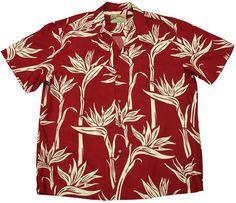 パラダイスファウンド【パレアウパラダイス/レッド】 - メンズ アロハシャツ - アロハシャツ | アロハアウトレット セレクトショップ Vintage Hawaiian Shirts, Paradise Found, Find Man, Aloha Shirt, Casual Button Down Shirts, Men Casual, My Style, Cotton Shirts, Mens Tops