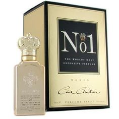 No.1 Perfume Spray 50ml/1.6oz