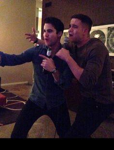Darren & Mark