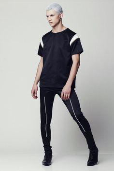 Black Skinny Pants, Black Trousers, Black Skinnies, Skinny Men, Trousers Mens, Unisex Looks, Man 2, White Shirts Women, Unisex Fashion