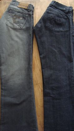 JEANS #TUCCI $150 c/u Talle 22 Muy poco uso! IMPECABLES!
