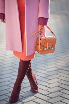stuart weitzman over the knee boots and proenza schouler ps11