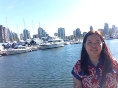 Great view of Vancouver
