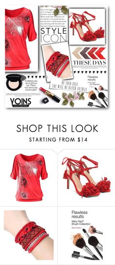 """Yoins XIX/5"" by s-o-polyvore ❤ liked on Polyvore featuring Chanel, yoins, yoinscollection and loveyoins"