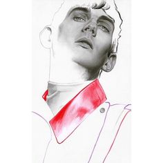Detail from the Agi & Sam illustration. Prob the most time I've ever worked on a face. With Tom H, hair… Fashion Illustrations, Illustration Fashion, Agi & Sam, Character Poses, Book Illustration, Illustrators, Toms, Style Inspiration, Fine Art