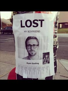 Please help me find him. I'm so worried!... well played that girl