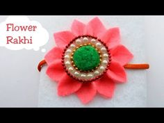 New Rakhi designs how to make sunflower rakhi at home Handmade Rakhi Designs, Handmade Design, Crafts For Kids, Arts And Crafts, Diy Crafts, How To Make Sunflower, Rakhi For Brother, Rakhi Making, Very Beautiful Flowers