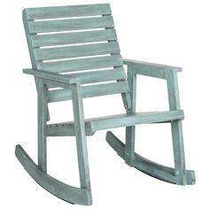 Mischa Acacia Rocking Chair