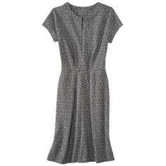 Merona® Women's Jacquard Fit  & Flare Dress - Assorted Colors