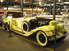 1923 Hispano Suiza H6A              6x6 in the world     by: www.01a-teamservice.com