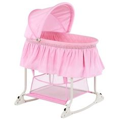 Shop a great selection of Dream On Me Willow Bassinet, Pink. Find new offer and Similar products for Dream On Me Willow Bassinet, Pink. Baby Cribs For Sale, Cheap Baby Cribs, Bedside Bassinet, Baby Bassinet, Hanging Bassinet, Bassinet Cover, Walmart Baby Cribs, Portable Crib, Large Storage Baskets