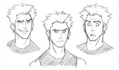 Young John Sketches by cartoonjunkie