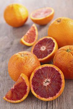 Blood Orange Tree at Backyard Fruit